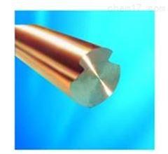 新型铜合金接触线
