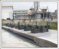 SCS东莞安装100吨柯力电子磅60吨大型地磅带打印汽车电子磅