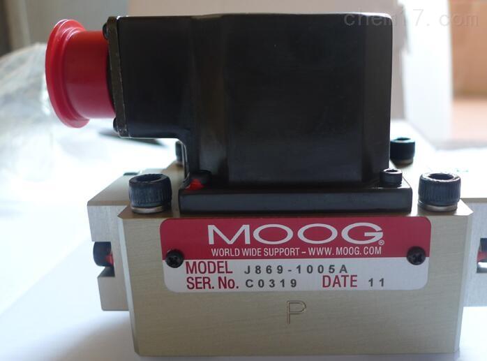 直销特价美国MOOG穆格伺服阀