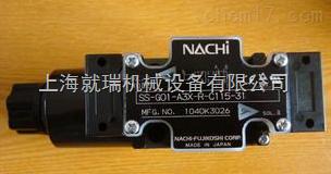 不二越电磁阀SS-G01-E3X-GR-D2-31