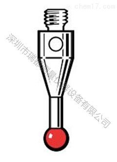 英国原装雷尼绍M2红宝石球不锈钢测杆测针测头A-5000-7807