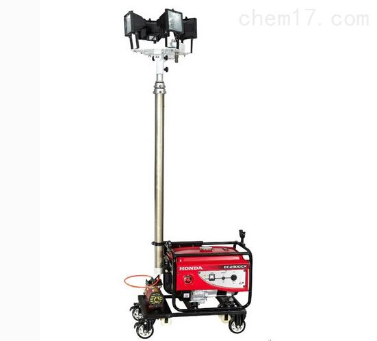 SWF6110C *自动泛光工作灯 2*400W应急照明车
