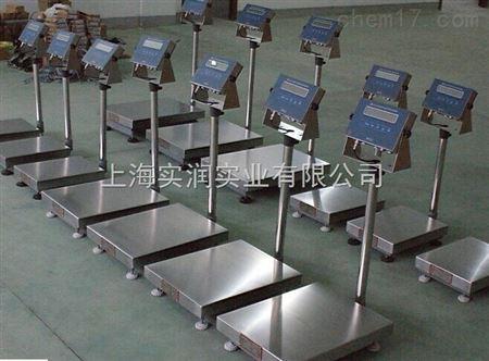 tcs 200公斤打印台称,(上海厂家)能打印不干胶标签电子秤