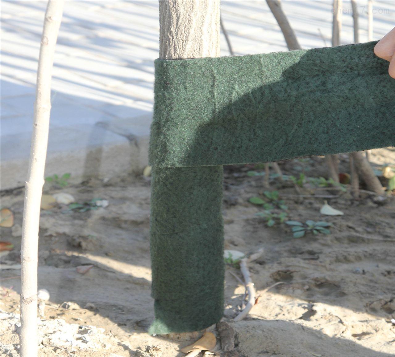带价格/绿色包树防寒带销售行情绿色纤维树木养护带