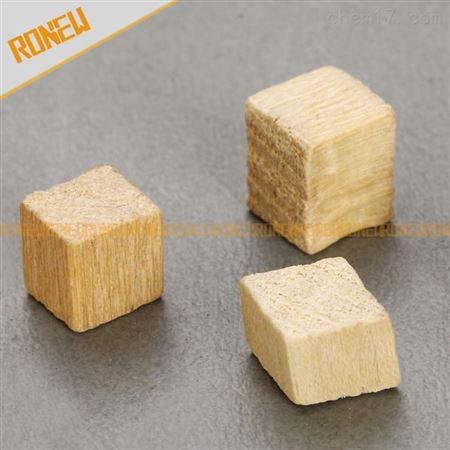 01优质实验纸箱磨料配件用干滚光亮木粒_加工电子25*图片