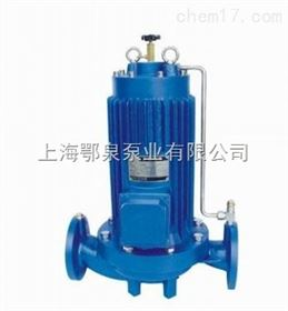 PBG无泄漏屏蔽立式离心泵