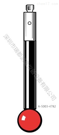 英国雷尼绍RENISHAW红宝石球三座标测针测头A-5003-4782