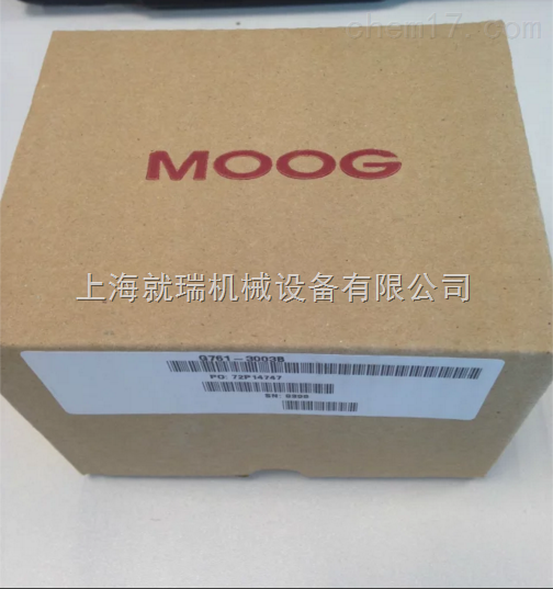MOOG伺服阀,D660系列*