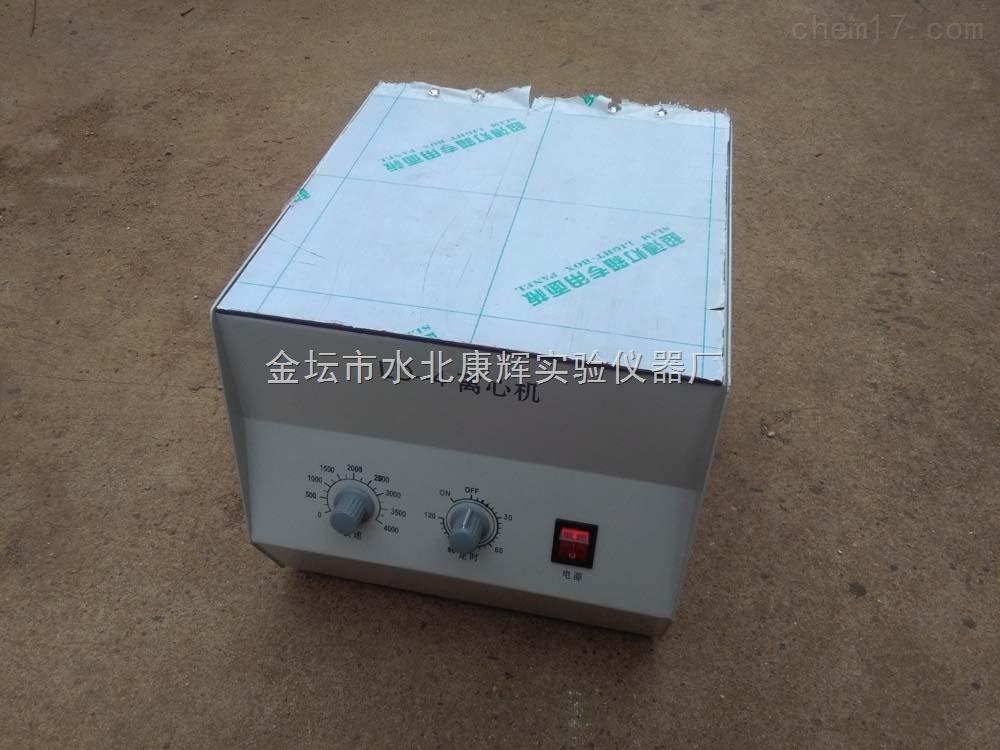 LD-4台式电动离心机