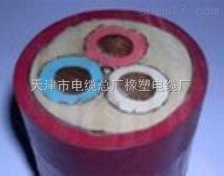 国标MYP1140V矿用屏蔽橡套电缆3*6+1*6