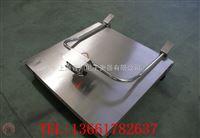 DCS-A3吨移动电子地磅价格,不锈钢移动地磅型号