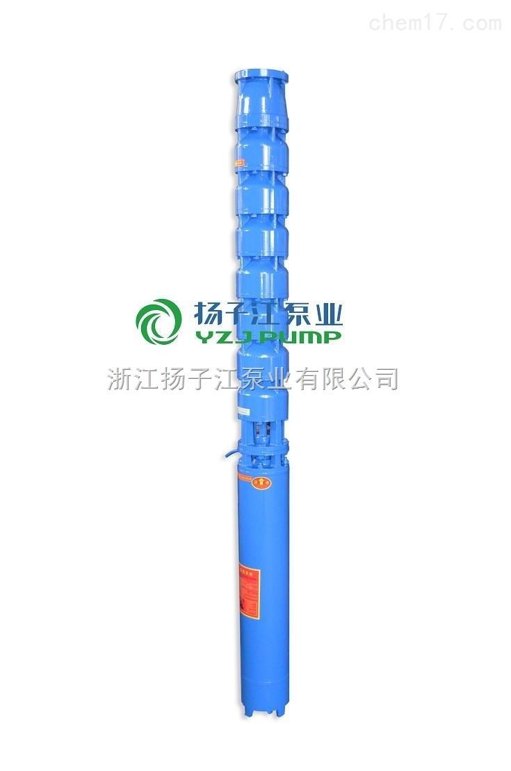 QJ深井潜水/泵农用灌溉泵/高扬程供水泵/大流量潜水泵
