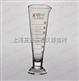 上海曼贤实验仪器玻璃仪器玻璃圆底量杯。