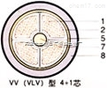 VV-5*95铜芯电力电缆价格查询 载流量