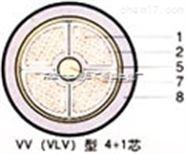 VV小猫牌VV3*35+2*16电力电缆 塑力缆