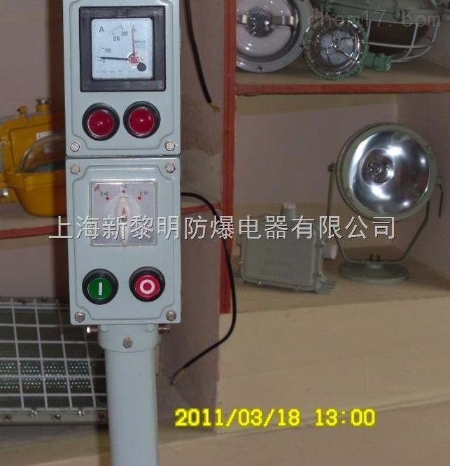 供应防爆变频调速器|定做新疆油田防爆自耦减压箱|防爆操作柱