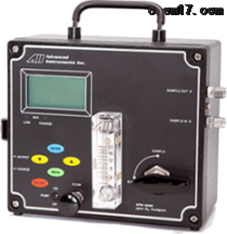 高精度便携式氧气分析仪