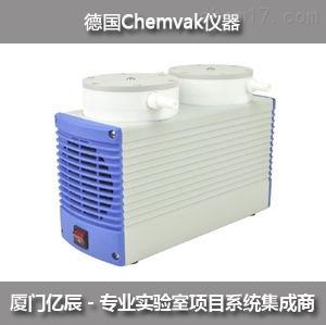 c410Chemvak C410防腐蚀隔膜真空泵(旋转蒸发用、真空干燥)