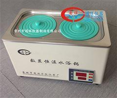 HWS-12电热恒温水浴锅