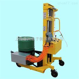 TCS-300气动防爆油桶搬运车电子秤