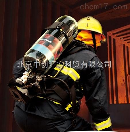 霍尼韋爾全新T8500消防正壓空氣呼吸器