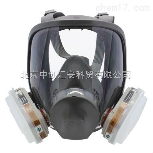 北京批發3M 6800全面罩防毒面具