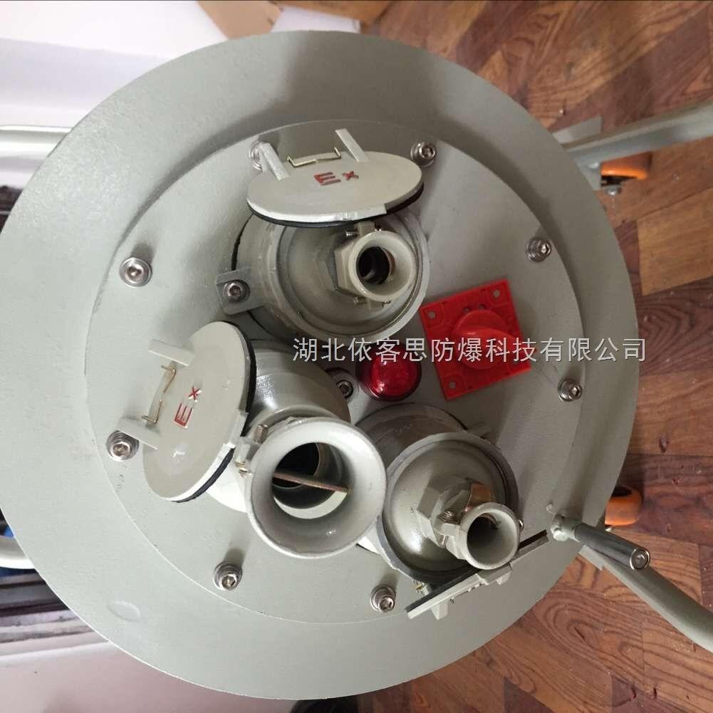 BXX52-2/16防爆移动电缆盘带50米线