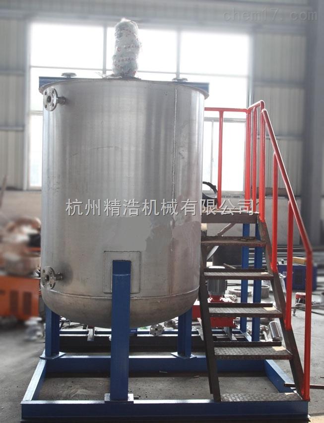 超声波锂电池浆料分散设备