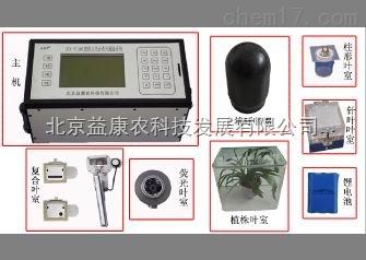 便携式光合荧光测量系统