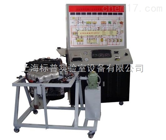 桑塔纳2000 GSI电控发动机拆装运行实训台|汽车发动机实训装置