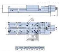 南昌特价供应LDX-WN250TA普通型电动平移台