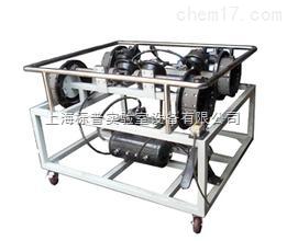 气压制动系统实验台 汽车变速器、底盘实训台