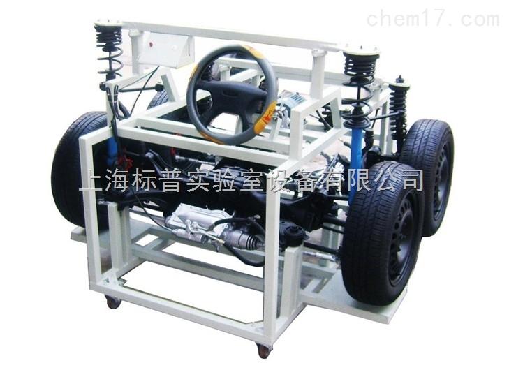 四轮转向系统实验台|汽车变速器、底盘实训台