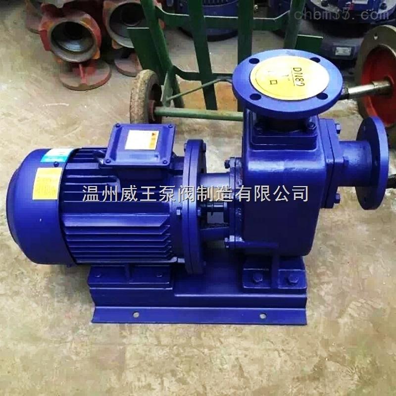 ZCQ系列自吸式不锈钢磁力泵,自吸式不锈钢化工泵,温州威王厂家提供