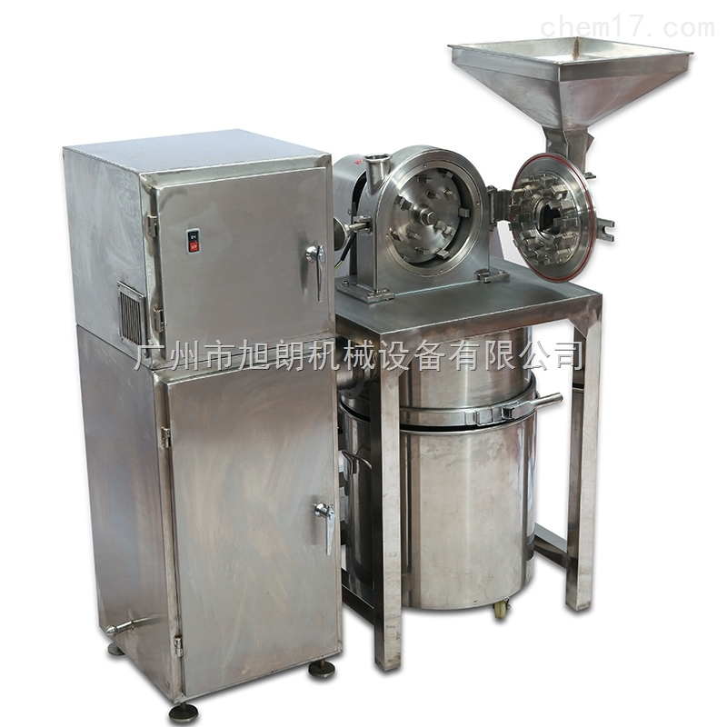 旭朗除尘全能粉碎机,高速全能粉碎机,全不锈钢材质,质量保证