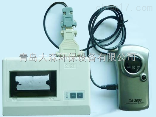 HSCA2000现场打印式酒精检测仪