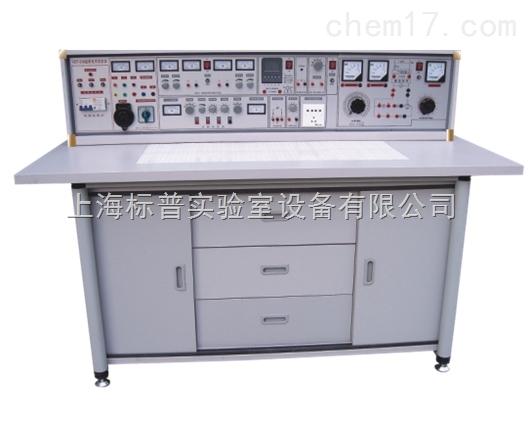 通用电工电子电拖(带直流电机) 实验与技能考核成套设备|电工电子技术实训设备