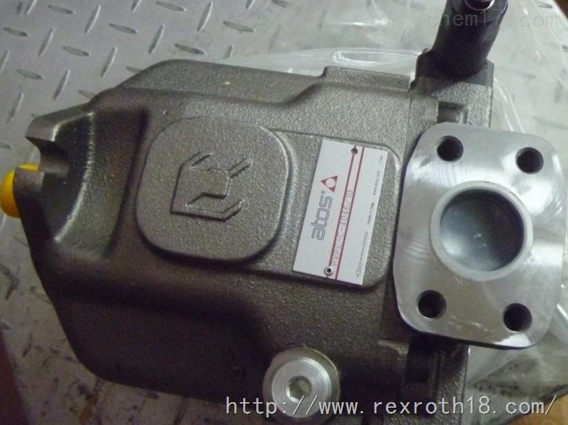 ATOS阿托斯PM型手动泵
