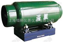 滚轮支架钢瓶秤 通用型钢瓶称重电子秤