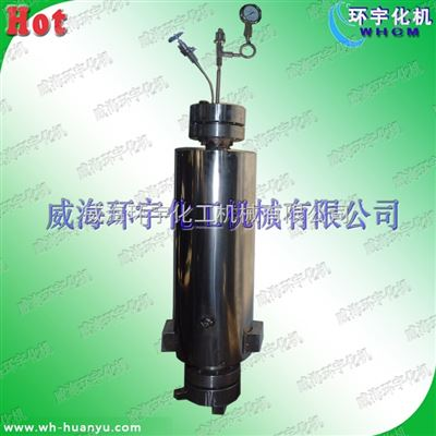 管式高压反应器