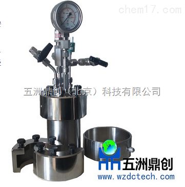 DC实验室高压催化反应釜反应器