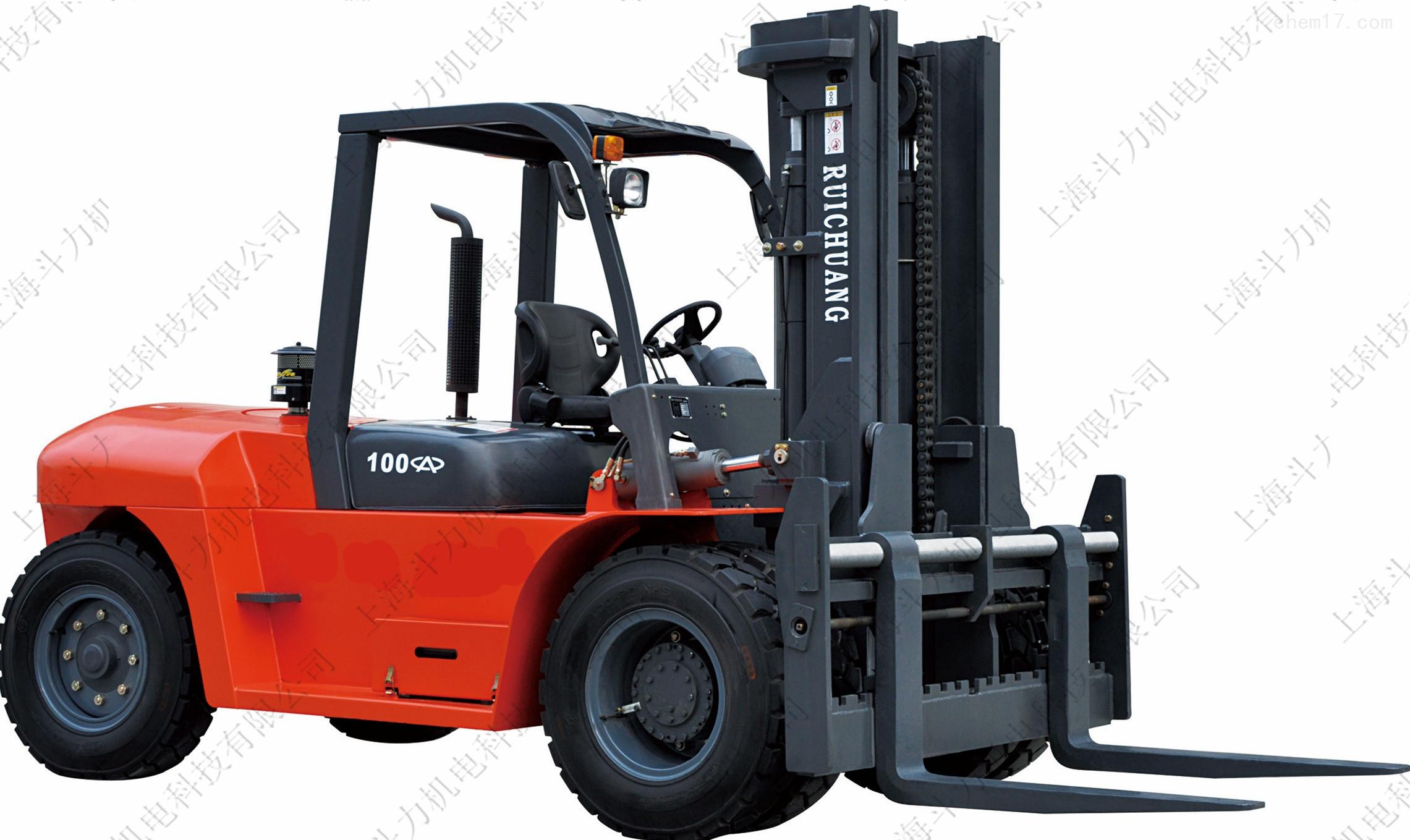 燃油叉车自动称重系统