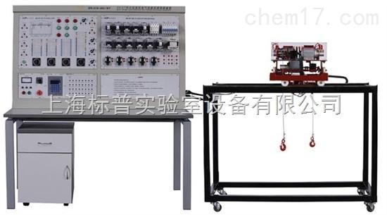 桥式起重机电气技能实训考核装置(半实物)|半实物机床电气技能实训考核装置