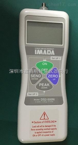 原装日本IMADA指针式推拉力计