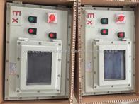 BYB -IIB防爆觀察儀表箱定做-儀表箱防爆等級IIB級