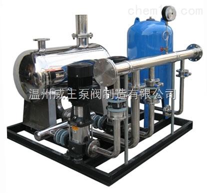 变频无负压供水设备多功能实时控制无负压,不锈钢变频无负压供水设备