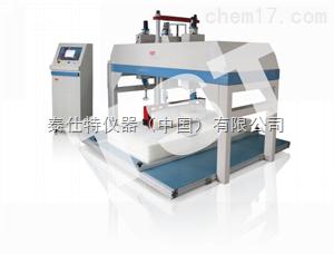 床墊性能測試儀,全自動床墊耐久性能試驗機