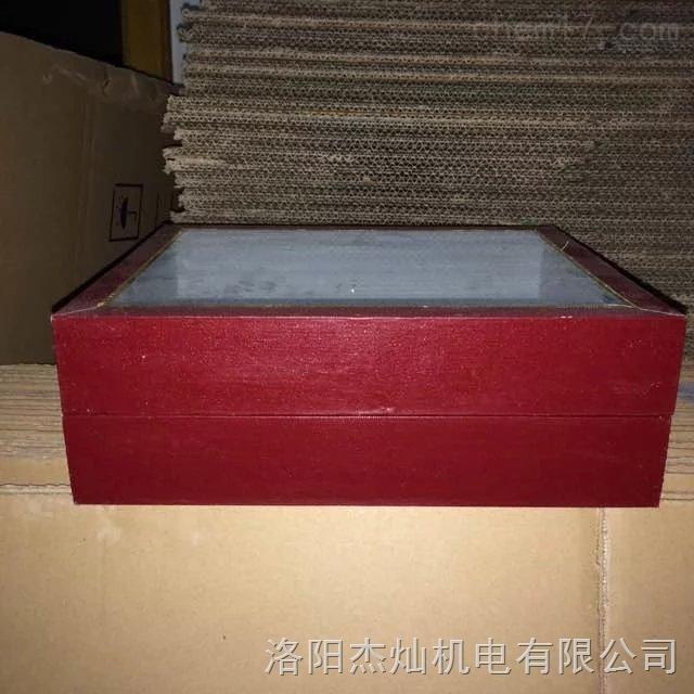 新疆青海杰灿JCB-200昆虫生活史标本盒采购价格枣红色