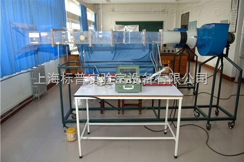强迫对流管蔟管外放热系数测试装置|热工类实验装置
