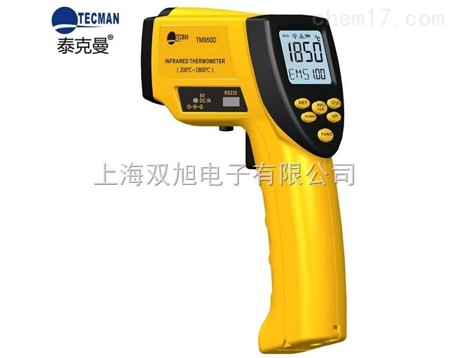 香港泰克曼 TM950D冶金专用红外测温仪